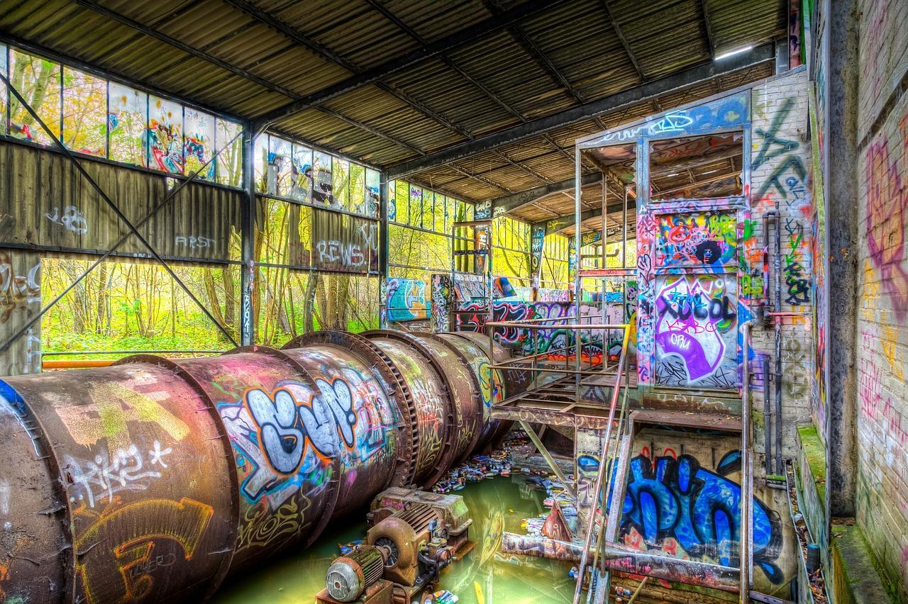 URBEX : Avez-vous déjà visité des lieux abandonnés ?