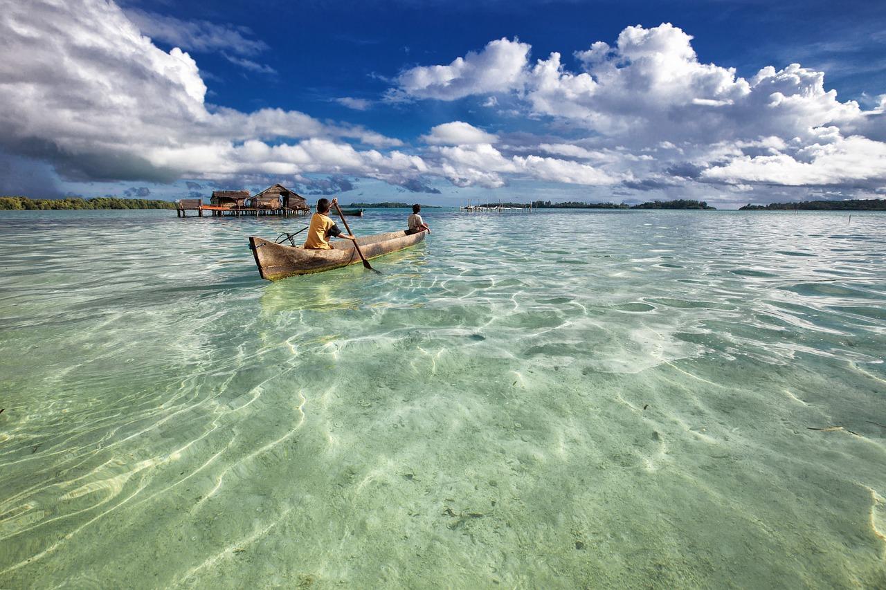 Les Bajau, les nomades de la mer