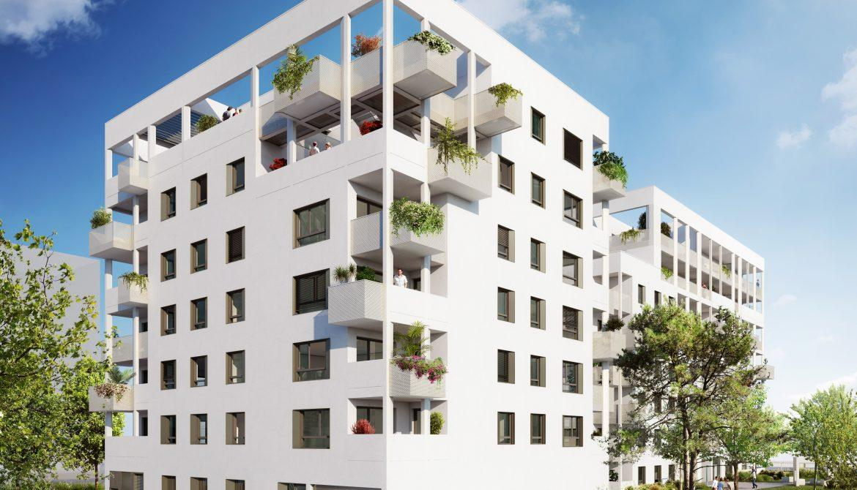 Appartement à Villeurbanne