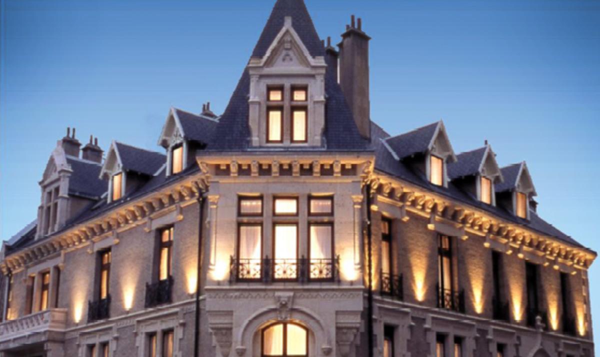 Château perrin - achevé