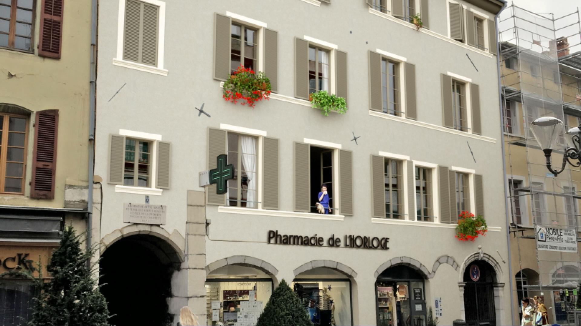 20 Place Saint Leger