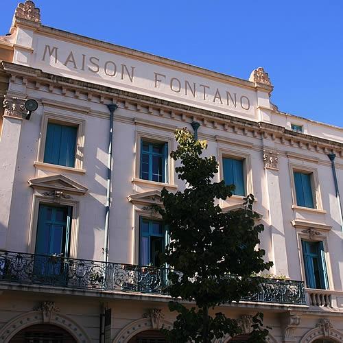 11, place République - Maison Fontano