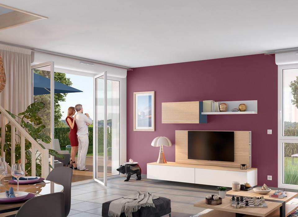 Appartement PYTHAGORE TR2