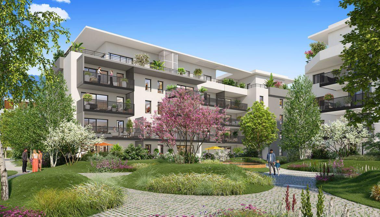 Appartement à Aix-les-Bains