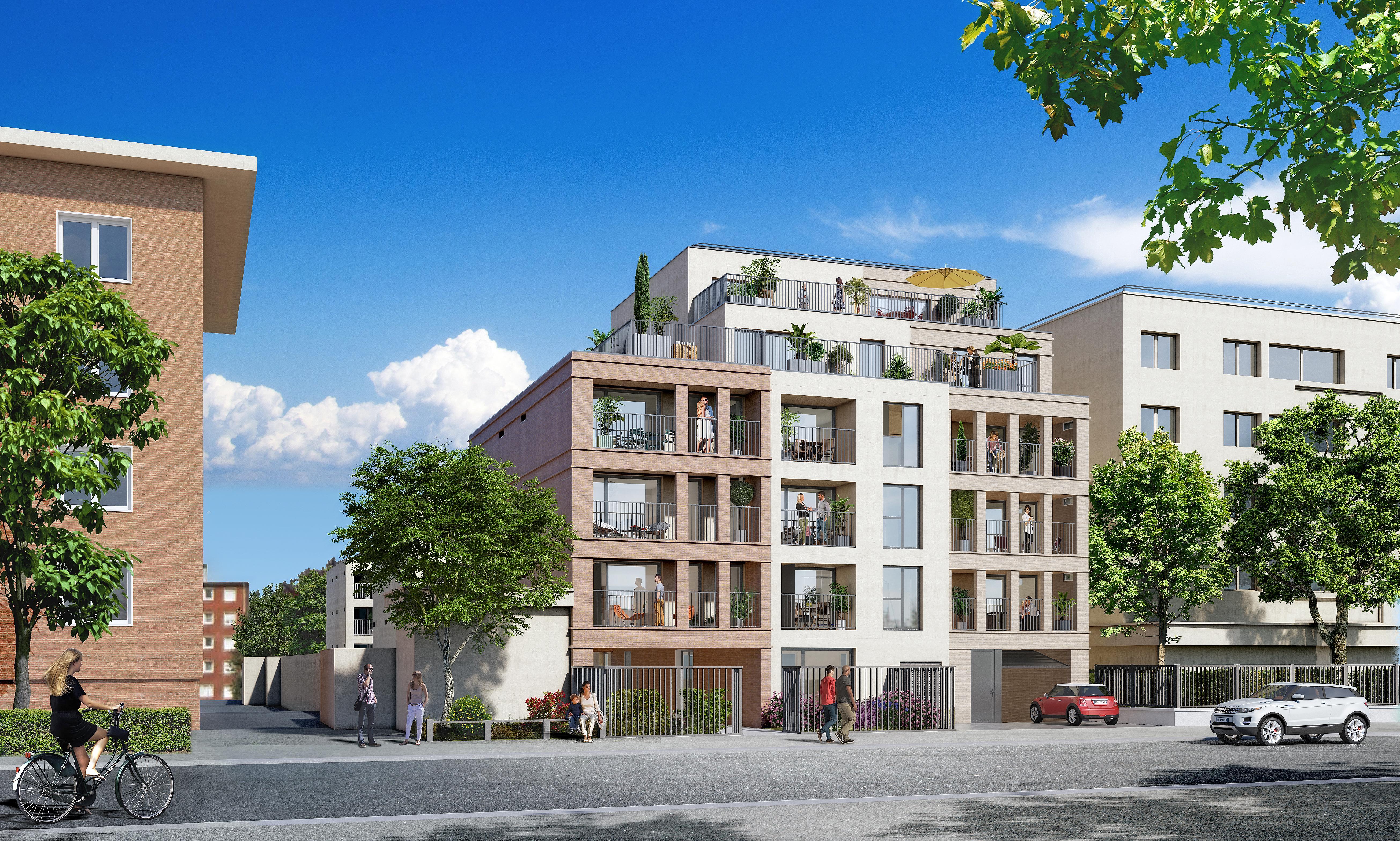 Appartement à Noisy-le-Sec