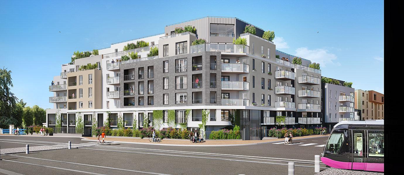 Appartement Canal & Sens