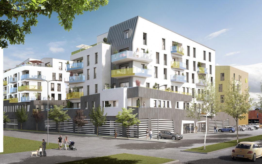 Appartement à Brest