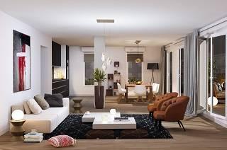 Appartement LA CROISEE DES ARTS