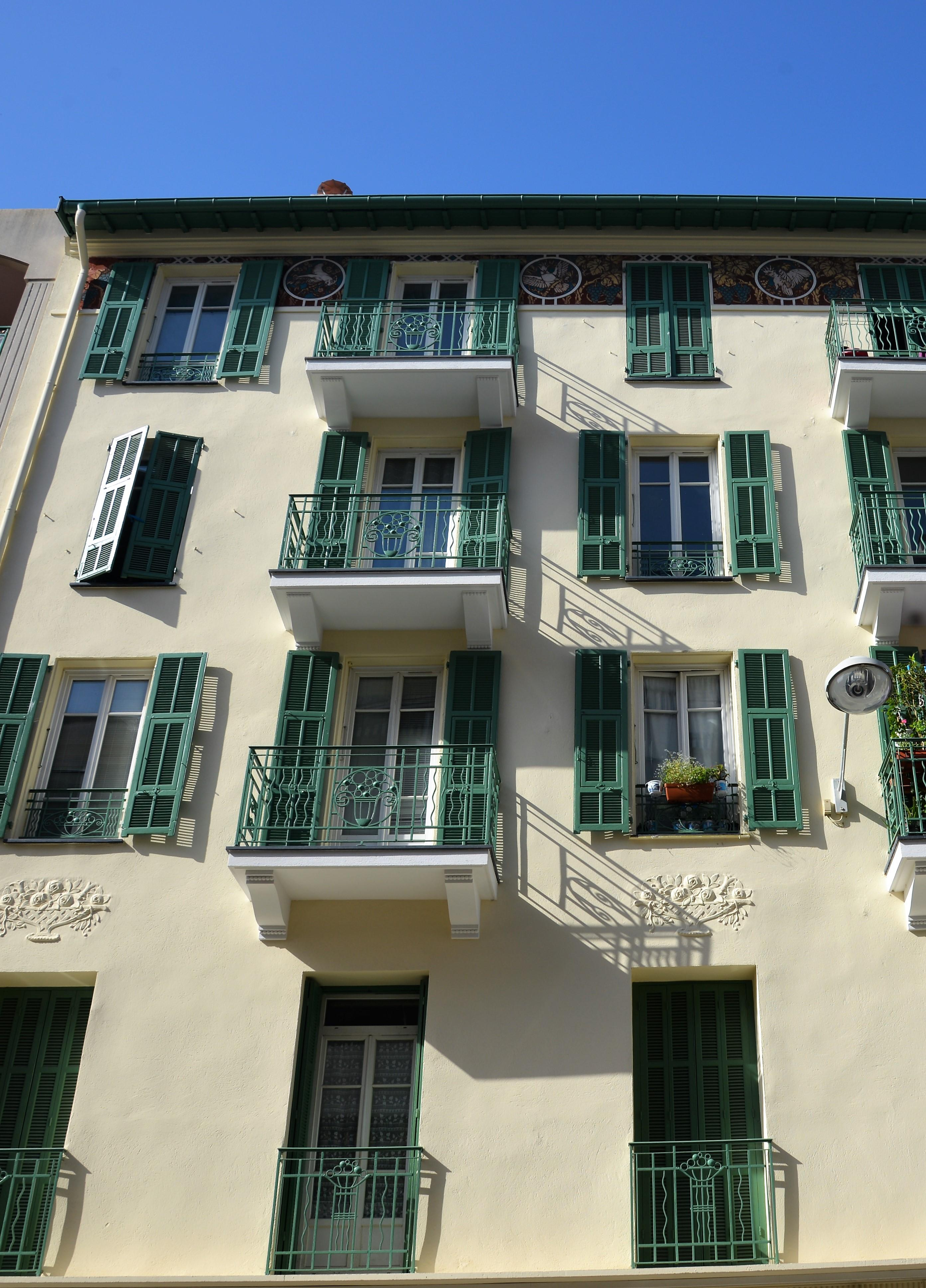 Appartement Nice chabrier