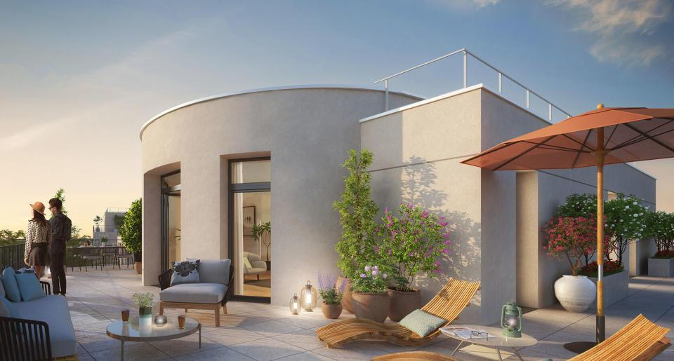 Appartement Villa Chateaubriand