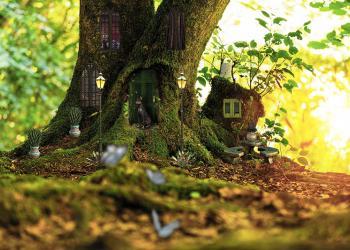 Maisons et féérie, des lieux enchanteurs