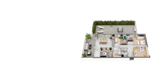 Appartement RESIDENCE DU PARC