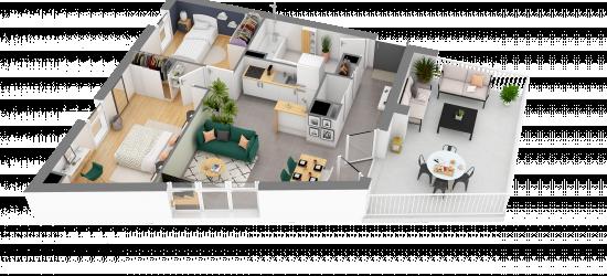 Appartement PRÉFACE