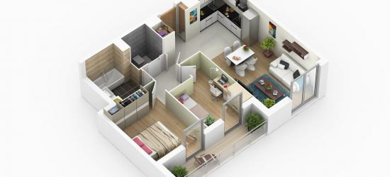 Appartement LE XXIème