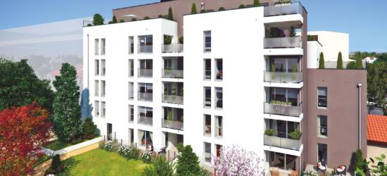 Appartement VILLURBAN -