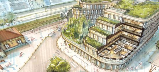 Appartement Les Terrasses de Saint-Germain