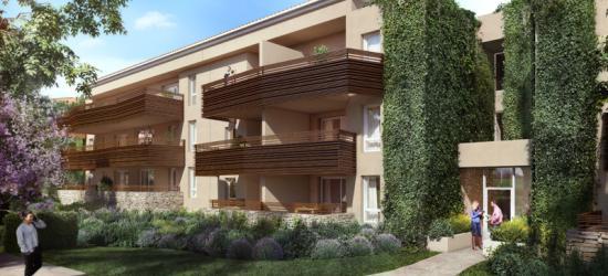 Appartement Les Garrics II
