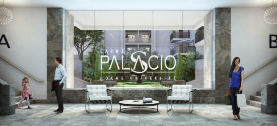 Appartement Carré Palascio