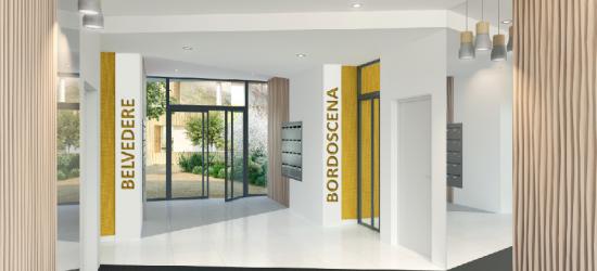 Appartement Le Belvédère- Bordoscena