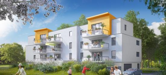 Appartement Les Jardins de l'Ill - Nouvelle résidence