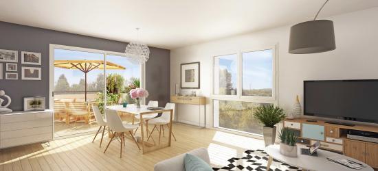 Appartement Inspirations - Parc Vertigo