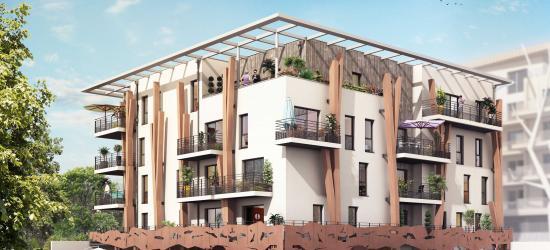 Appartement Grandmont Park 2