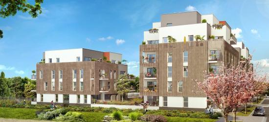 Appartement Les Rives du Parc