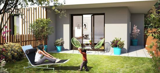 Appartement Jardin de Jade