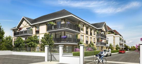 Appartement LE DOMAINE DES LONGS PRÉS