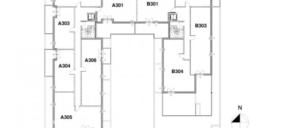 Appartement Les Senioriales de Tours-St-Avertin