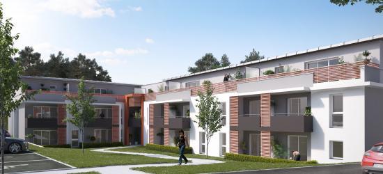 Appartement Résidence LE PARC DU MOULIN