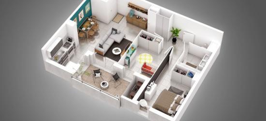 Appartement Le 216