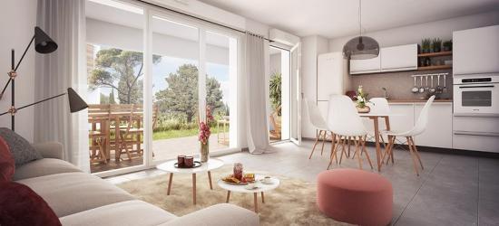 Appartement Les Jardins du Rocher