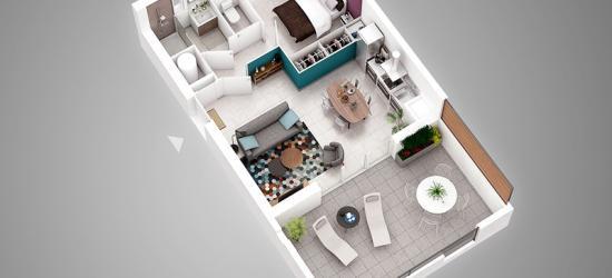 Appartement Domaine Mas Rous Le Carignan