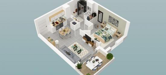 Appartement Côté Rives