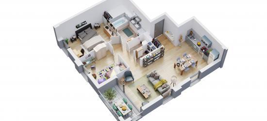 Appartement ACTI'CITY