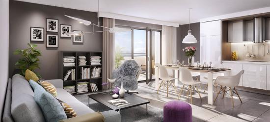 Appartement OPUS 62