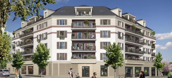 Appartement Les Terrasses Sainte Honorine