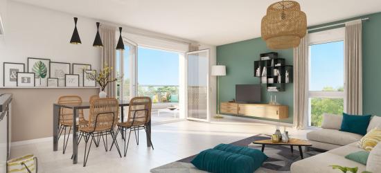 Appartement Le Domaine de Villiers