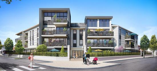Appartement LES SENTES DES REAUX - APPARTEMENTS