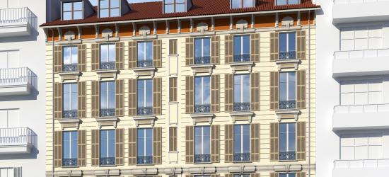 Appartement Villa magnan