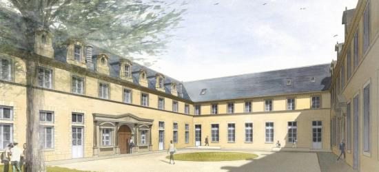 Appartement Abbaye de Toussaint