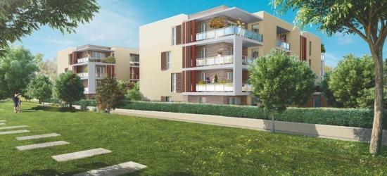Appartement Garden Square