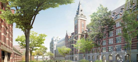 Appartement GRANDS MOULINS DE PARIS PHASE2