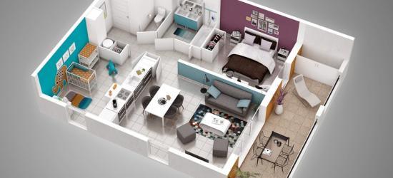 Appartement L'Amirauté