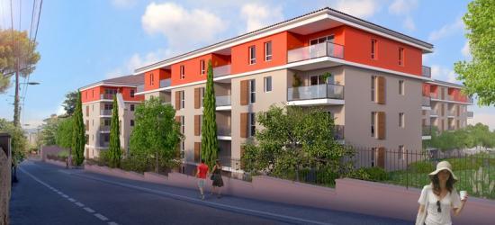 Appartement Les Jardins du Carmel