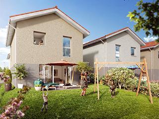 Maison Maisons Green Archipel