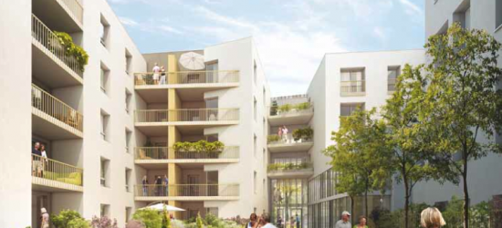 Appartement LES BALCONS DE L'HORLOGE -