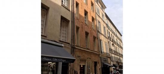 Appartement 18, rue Gaston de Saporta