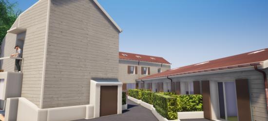 Appartement Bâtiment D - 10 rue de Gournay